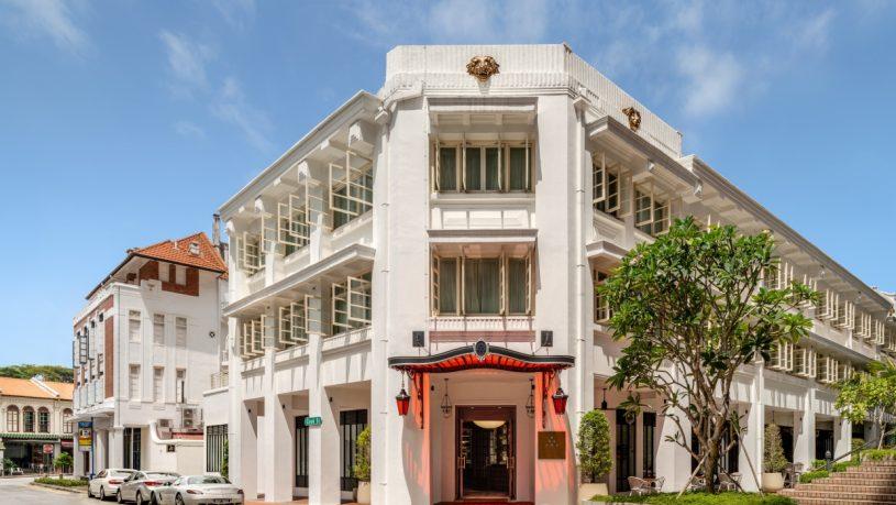 Six Senses Maxwell Singapore