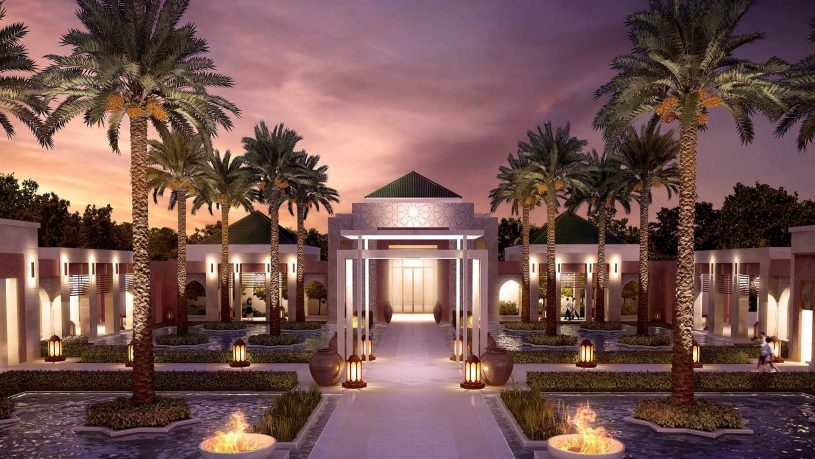 The Ritz-Carlton Rabat Dar es Salam