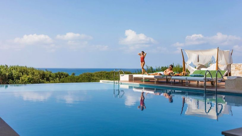 The Romanos, a Luxury Collection Resort Costa Navarino Pool