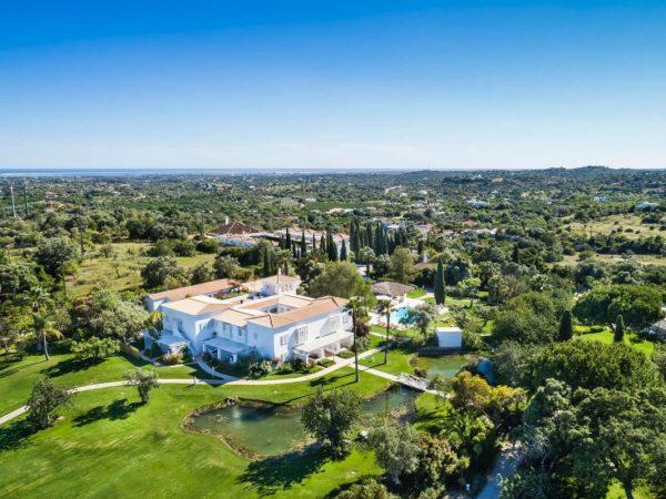 Vila Monte Farm House Algarve Panorama