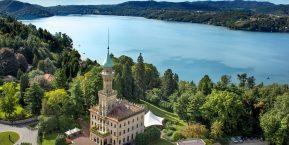 Villa Crespi, Lake Orta