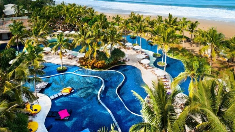 W Bali Seminyak Pool