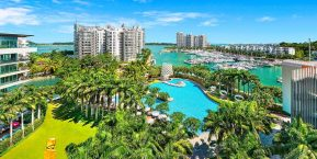 W Singapore, Sentosa Cove