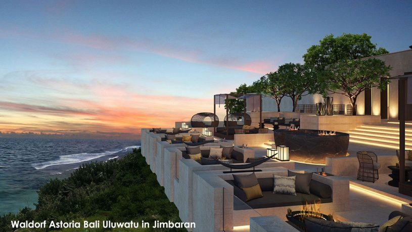 Waldorf Astoria Bali Panorama