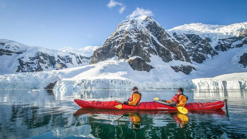 Antarctica21 Kayaking Adventures