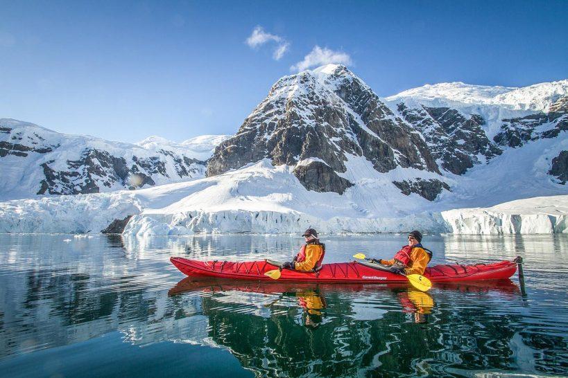 Antarctica21, Air-Cruise Boutique Expeditions