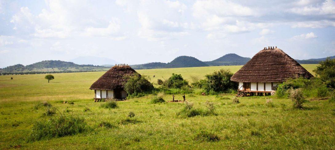 Apoka Safari Lodge Cottages