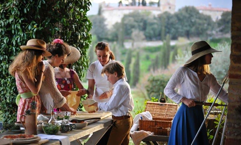 Castello di Reschio Umbria Kids Activities