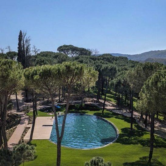 Castello di Reschio Umbria Outdoor Pool