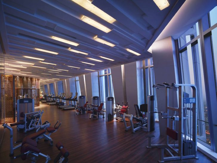 China World Summit Wing Beijing Gym