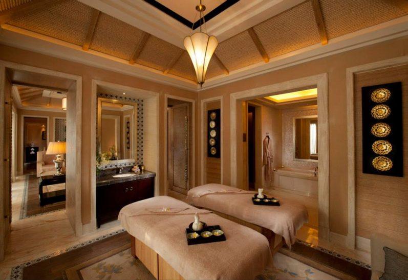 Conrad Sanya Haitang Bay Spa Treatment Room