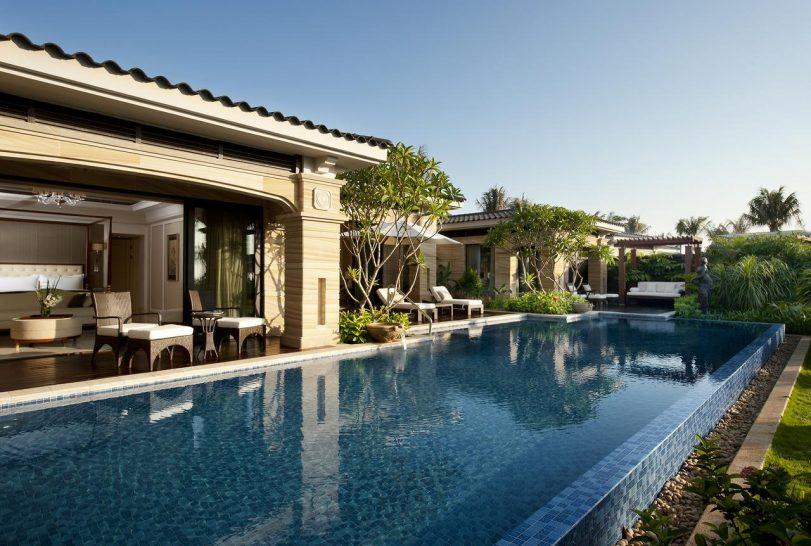 Conrad Sanya Haitang Bay Two Bedroom Pool Garden View Villa