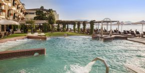 Grand Hotel Terme, Lake Garda