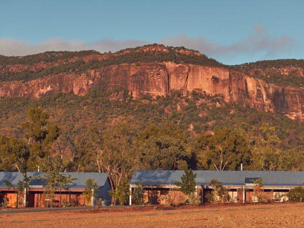 Mount Mulligan Lodge Queensland