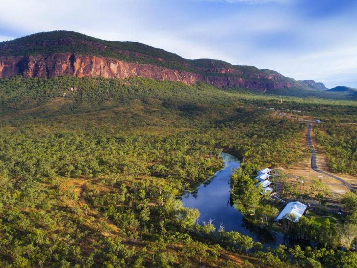 Mount Mulligan Lodge, Queensland