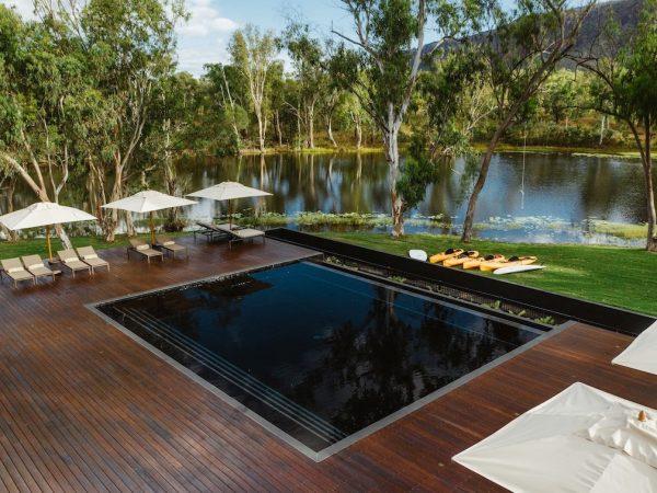Mount Mulligan Lodge Queensland Pool