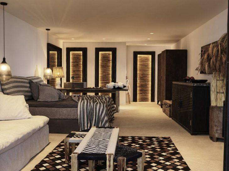 Myconian Panoptis Escape Mykonos Honeymoon Retreat Villa Bedroom