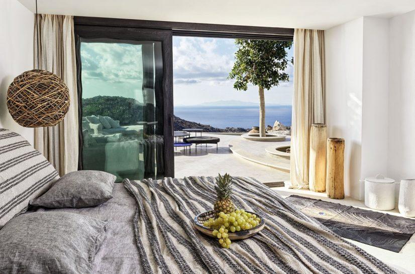 Myconian Panoptis Escape Mykonos Two Bedroom Villa