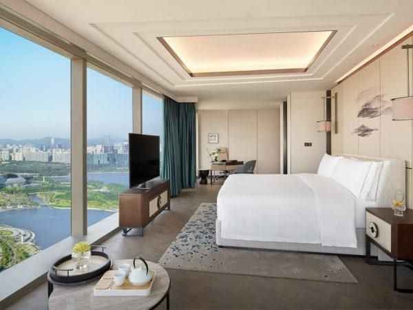 Raffles Hotel Shenzhen Room