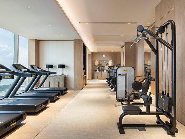 Raffles Shenzhen Gym