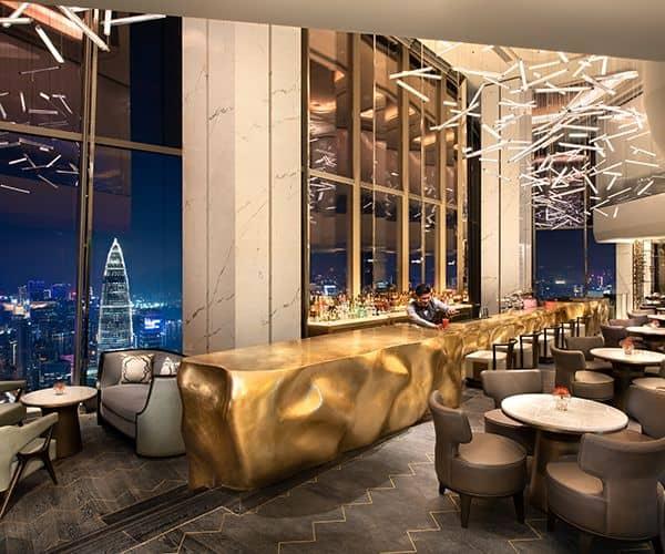 Raffles Shenzhen Long Bar