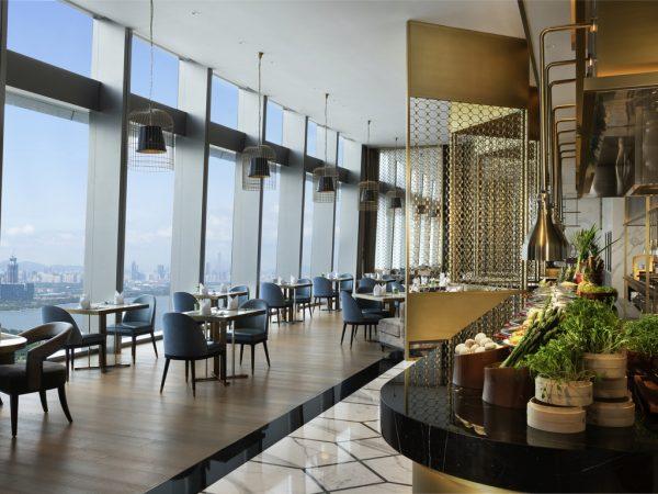 Raffles Shenzhen Sky Cafe