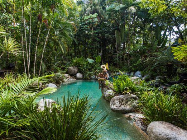 Silky Oaks Lodge Queensland Pool