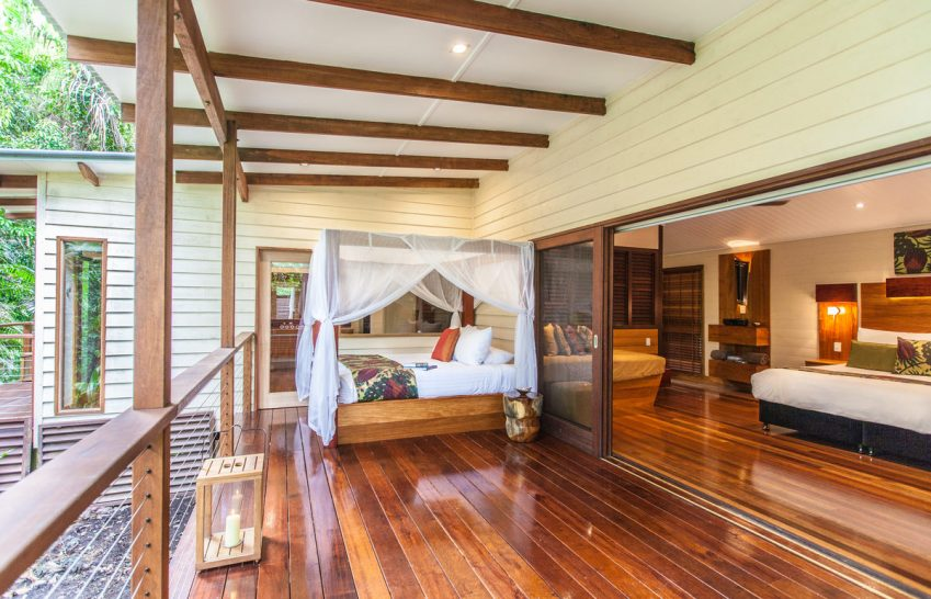 Silky Oaks Lodge Queensland Suite