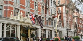 The Connaught Hotel, London