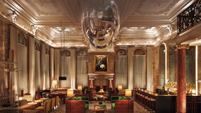 The London Edition Lobby Bar