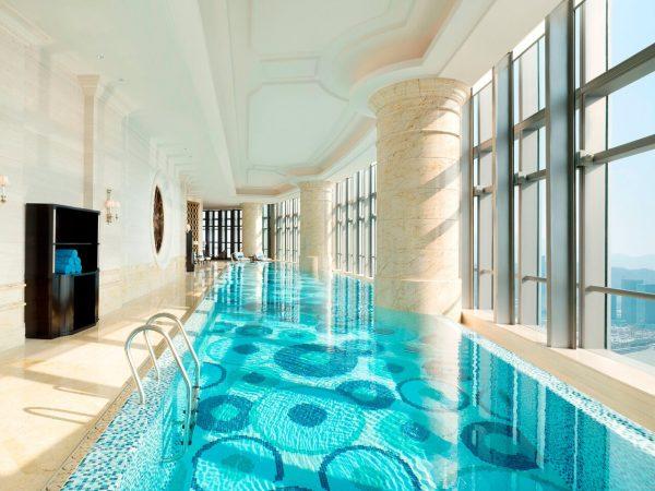 The St. Regis Zhuhai Indoor Pool