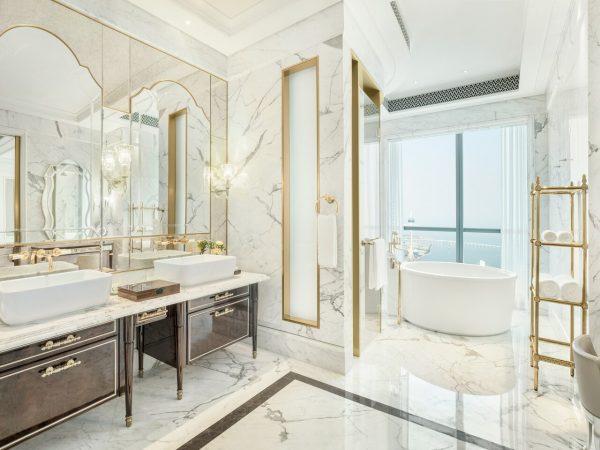 The St. Regis Zhuhai Suite Bathroom