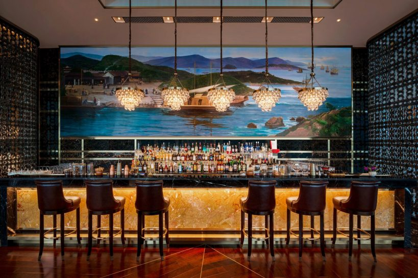 The St. Regis Zhuhai The St Regis Bar