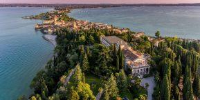 Villa Cortine Palace Hotel, Lake Garda