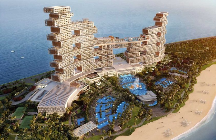 Atlantis The Royal Resort, Dubai