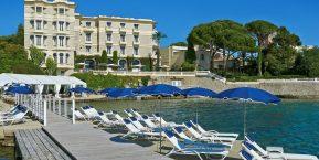 Hotel Belles Rives, Antibes