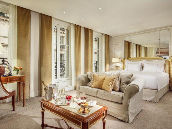 Hotel Splendide Royal Paris Suite