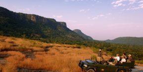 Mahua Kothi, Taj Safari Lodge in Bandhavgarh Park