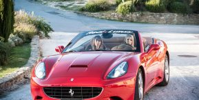Real Luxury, Ferrari Rental & Tours in Italy