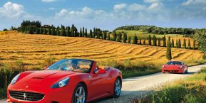 Red Travel, Ferrari Supercar Tours in Italy