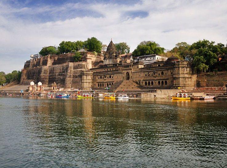 Ahilya Fort, Maheshwar