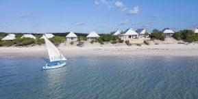 Azura Marlin Beach, Benguerra Island