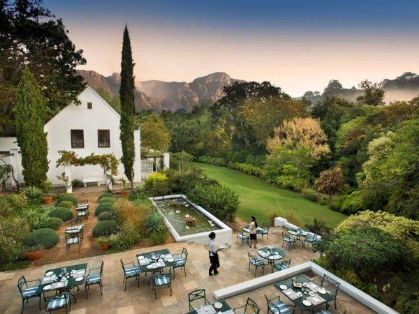 The Cellars Hohenort Hotel Cape Town