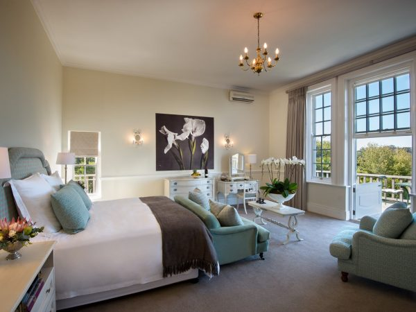 The Cellars Hohenort Hotel Suite Cape Town
