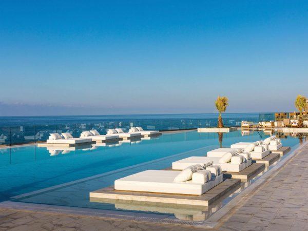Abaton Island Resort And Spa Pool