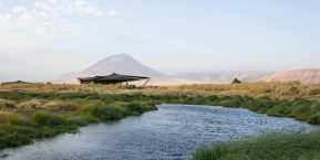Lake Natron Eco Camp, Ngorongoro