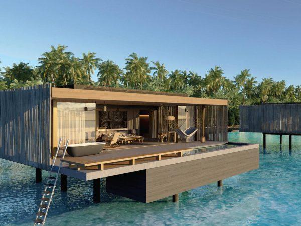 Patina Maldives Fari Islands 1 Bedroom Water Pool Villa