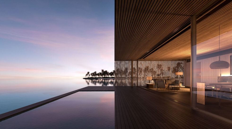 Patina Maldives Fari Islands 1 Bedroom Water Villa