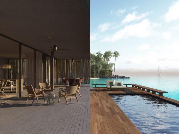 Patina Maldives Fari Islands 2 Bedroom Water Villa