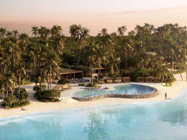 Patina Maldives Fari Islands Beach Club